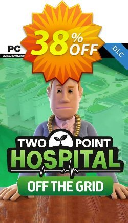 Two Point Hospital: Off the Grid PC Coupon discount Two Point Hospital: Off the Grid PC Deal 2021 CDkeys - Two Point Hospital: Off the Grid PC Exclusive Sale offer for iVoicesoft