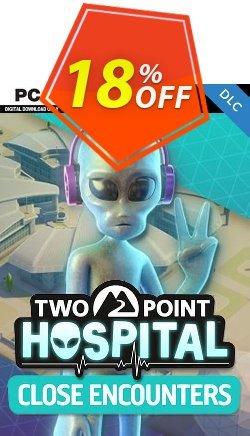Two Point Hospital PC - Close Encounters DLC - EU  Coupon discount Two Point Hospital PC - Close Encounters DLC (EU) Deal 2021 CDkeys - Two Point Hospital PC - Close Encounters DLC (EU) Exclusive Sale offer for iVoicesoft