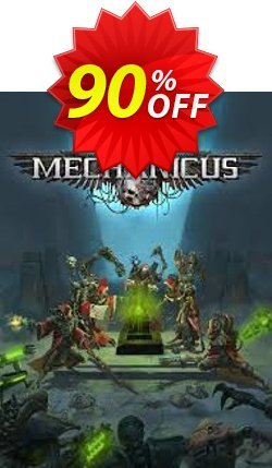 Warhammer 40,000: Mechanicus - Omnissiah Edition PC Coupon discount Warhammer 40,000: Mechanicus - Omnissiah Edition PC Deal 2021 CDkeys - Warhammer 40,000: Mechanicus - Omnissiah Edition PC Exclusive Sale offer for iVoicesoft