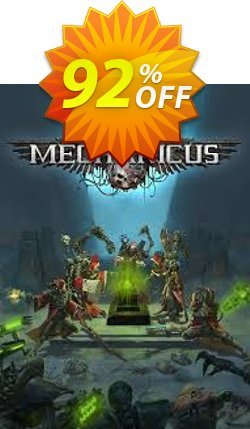Warhammer 40,000: Mechanicus PC Coupon discount Warhammer 40,000: Mechanicus PC Deal 2021 CDkeys - Warhammer 40,000: Mechanicus PC Exclusive Sale offer for iVoicesoft