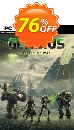 Warhammer 40,000: Gladius - Relics of War PC Coupon discount Warhammer 40,000: Gladius - Relics of War PC Deal 2021 CDkeys - Warhammer 40,000: Gladius - Relics of War PC Exclusive Sale offer for iVoicesoft