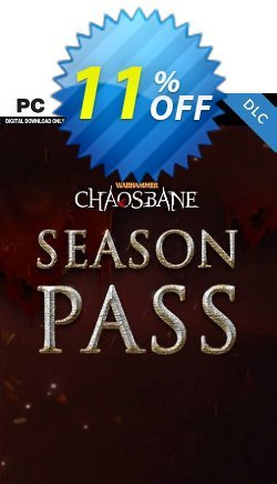 Warhammer: Chaosbane - Season Pass PC-DLC Coupon discount Warhammer: Chaosbane - Season Pass PC-DLC Deal 2021 CDkeys - Warhammer: Chaosbane - Season Pass PC-DLC Exclusive Sale offer for iVoicesoft