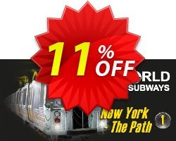 World of Subways 1 – The Path PC Coupon discount World of Subways 1 – The Path PC Deal 2021 CDkeys - World of Subways 1 – The Path PC Exclusive Sale offer for iVoicesoft