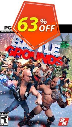 WWE 2K Battlegrounds PC - EU  Coupon discount WWE 2K Battlegrounds PC (EU) Deal 2021 CDkeys - WWE 2K Battlegrounds PC (EU) Exclusive Sale offer for iVoicesoft