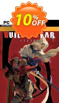 GUILTY GEAR -STRIVE- Deluxe Edition PC Coupon discount GUILTY GEAR -STRIVE- Deluxe Edition PC Deal 2021 CDkeys - GUILTY GEAR -STRIVE- Deluxe Edition PC Exclusive Sale offer for iVoicesoft