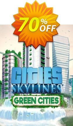 Cities Skylines PC - Green Cities DLC Coupon discount Cities Skylines PC - Green Cities DLC Deal - Cities Skylines PC - Green Cities DLC Exclusive offer for iVoicesoft