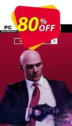 Hitman 2 PC Coupon discount Hitman 2 PC Deal 2021 CDkeys - Hitman 2 PC Exclusive Sale offer for iVoicesoft