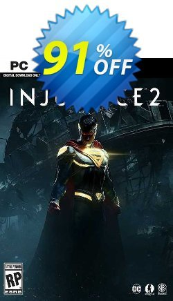 Injustice 2 PC - EU  Coupon discount Injustice 2 PC (EU) Deal 2021 CDkeys - Injustice 2 PC (EU) Exclusive Sale offer for iVoicesoft