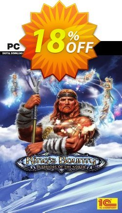 King's Bounty Warriors of the North PC Coupon discount King's Bounty Warriors of the North PC Deal 2021 CDkeys - King's Bounty Warriors of the North PC Exclusive Sale offer for iVoicesoft
