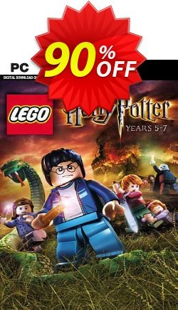 LEGO Harry Potter Years 5-7 PC - EU  Coupon discount LEGO Harry Potter Years 5-7 PC (EU) Deal 2021 CDkeys - LEGO Harry Potter Years 5-7 PC (EU) Exclusive Sale offer for iVoicesoft