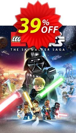 LEGO Star Wars: The Skywalker Saga PC Coupon discount LEGO Star Wars: The Skywalker Saga PC Deal 2021 CDkeys - LEGO Star Wars: The Skywalker Saga PC Exclusive Sale offer for iVoicesoft