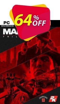 Mafia Trilogy PC - EU  Coupon discount Mafia Trilogy PC (EU) Deal 2021 CDkeys - Mafia Trilogy PC (EU) Exclusive Sale offer for iVoicesoft