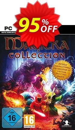 Magicka -The Collection PC Coupon discount Magicka -The Collection PC Deal 2021 CDkeys - Magicka -The Collection PC Exclusive Sale offer for iVoicesoft