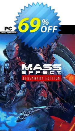 Mass Effect Legendary Edition PC - EN  Coupon discount Mass Effect Legendary Edition PC (EN) Deal 2021 CDkeys. Promotion: Mass Effect Legendary Edition PC (EN) Exclusive Sale offer for iVoicesoft