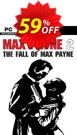 Max Payne 2: The Fall of Max Payne PC Coupon discount Max Payne 2: The Fall of Max Payne PC Deal 2021 CDkeys - Max Payne 2: The Fall of Max Payne PC Exclusive Sale offer for iVoicesoft