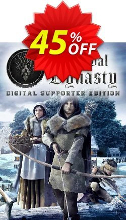 Medieval Dynasty - Digital Supporter Pack PC Coupon discount Medieval Dynasty - Digital Supporter Pack PC Deal 2021 CDkeys - Medieval Dynasty - Digital Supporter Pack PC Exclusive Sale offer for iVoicesoft