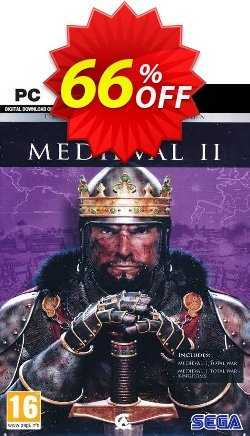 Medieval II: Total War Collection PC Coupon discount Medieval II: Total War Collection PC Deal 2021 CDkeys - Medieval II: Total War Collection PC Exclusive Sale offer for iVoicesoft
