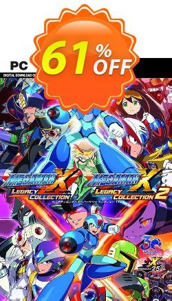 Mega Man X Legacy Collection 1+2 Bundle PC Coupon discount Mega Man X Legacy Collection 1+2 Bundle PC Deal 2021 CDkeys - Mega Man X Legacy Collection 1+2 Bundle PC Exclusive Sale offer for iVoicesoft