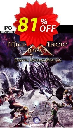 Might & Magic X Legacy - Deluxe Edition PC Coupon discount Might & Magic X Legacy - Deluxe Edition PC Deal 2021 CDkeys - Might & Magic X Legacy - Deluxe Edition PC Exclusive Sale offer for iVoicesoft