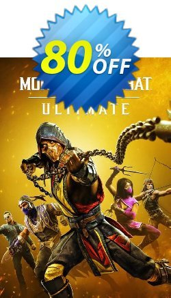 Mortal Kombat 11 Ultimate Edition PC Coupon discount Mortal Kombat 11 Ultimate Edition PC Deal 2021 CDkeys - Mortal Kombat 11 Ultimate Edition PC Exclusive Sale offer for iVoicesoft
