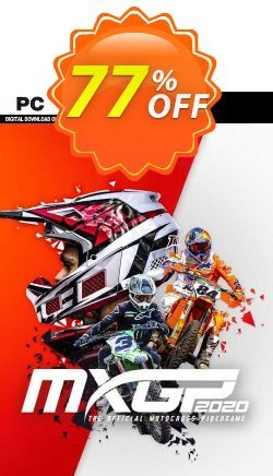 MXGP 2020 - The Official Motocross Videogame PC Coupon discount MXGP 2020 - The Official Motocross Videogame PC Deal 2021 CDkeys - MXGP 2020 - The Official Motocross Videogame PC Exclusive Sale offer for iVoicesoft