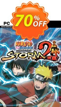 Naruto Shippuden: Ultimate Ninja STORM 2 PC Coupon discount Naruto Shippuden: Ultimate Ninja STORM 2 PC Deal 2021 CDkeys - Naruto Shippuden: Ultimate Ninja STORM 2 PC Exclusive Sale offer for iVoicesoft