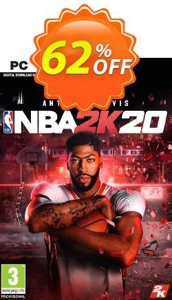NBA 2K20 PC Coupon discount NBA 2K20 PC Deal 2021 CDkeys - NBA 2K20 PC Exclusive Sale offer for iVoicesoft