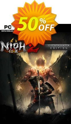 Nioh 2 – The Complete Edition PC Coupon discount Nioh 2 – The Complete Edition PC Deal 2021 CDkeys - Nioh 2 – The Complete Edition PC Exclusive Sale offer for iVoicesoft
