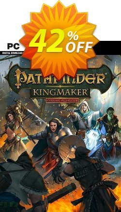 Pathfinder Kingmaker Enhanced Plus Edition PC Coupon discount Pathfinder Kingmaker Enhanced Plus Edition PC Deal 2021 CDkeys - Pathfinder Kingmaker Enhanced Plus Edition PC Exclusive Sale offer for iVoicesoft