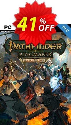 Pathfinder Kingmaker Season Pass Bundle PC - DLC Coupon discount Pathfinder Kingmaker Season Pass Bundle PC - DLC Deal 2021 CDkeys - Pathfinder Kingmaker Season Pass Bundle PC - DLC Exclusive Sale offer for iVoicesoft