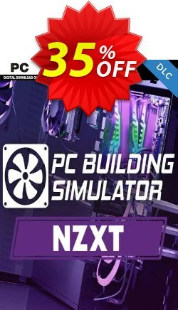 PC Building Simulator - NZXT Workshop PC Coupon discount PC Building Simulator - NZXT Workshop PC Deal 2021 CDkeys - PC Building Simulator - NZXT Workshop PC Exclusive Sale offer for iVoicesoft