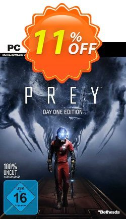 Prey: Day One Edition PC Coupon discount Prey: Day One Edition PC Deal 2021 CDkeys - Prey: Day One Edition PC Exclusive Sale offer for iVoicesoft