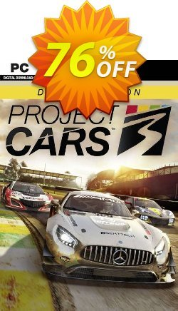 Project Cars 3 Deluxe Edition PC Coupon discount Project Cars 3 Deluxe Edition PC Deal 2021 CDkeys - Project Cars 3 Deluxe Edition PC Exclusive Sale offer for iVoicesoft