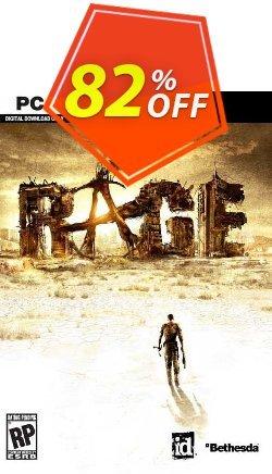 Rage PC - EU  Coupon discount Rage PC (EU) Deal 2021 CDkeys - Rage PC (EU) Exclusive Sale offer for iVoicesoft