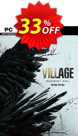 Resident Evil Village - Deluxe Edition PC - WW  Coupon discount Resident Evil Village - Deluxe Edition PC (WW) Deal 2021 CDkeys - Resident Evil Village - Deluxe Edition PC (WW) Exclusive Sale offer for iVoicesoft