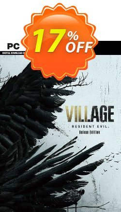 Resident Evil Village - Deluxe Edition PC - EU  Coupon discount Resident Evil Village - Deluxe Edition PC (EU) Deal 2021 CDkeys - Resident Evil Village - Deluxe Edition PC (EU) Exclusive Sale offer for iVoicesoft