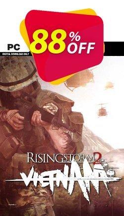 Rising Storm 2: Vietnam PC - EU  Coupon discount Rising Storm 2: Vietnam PC (EU) Deal 2021 CDkeys - Rising Storm 2: Vietnam PC (EU) Exclusive Sale offer for iVoicesoft