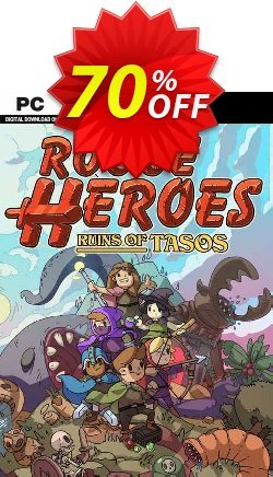 Rogue Heroes: Ruins of Tasos PC Coupon discount Rogue Heroes: Ruins of Tasos PC Deal 2021 CDkeys. Promotion: Rogue Heroes: Ruins of Tasos PC Exclusive Sale offer for iVoicesoft