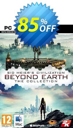 Sid Meier's Civilization: Beyond Earth – The Collection PC - EU  Coupon discount Sid Meier's Civilization: Beyond Earth – The Collection PC (EU) Deal 2021 CDkeys - Sid Meier's Civilization: Beyond Earth – The Collection PC (EU) Exclusive Sale offer for iVoicesoft