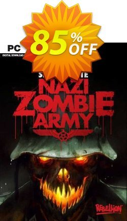 Sniper Elite Nazi Zombie Army PC Coupon discount Sniper Elite Nazi Zombie Army PC Deal 2021 CDkeys - Sniper Elite Nazi Zombie Army PC Exclusive Sale offer for iVoicesoft
