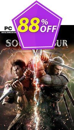 Soulcalibur VI PC - EU  Coupon discount Soulcalibur VI PC (EU) Deal 2021 CDkeys - Soulcalibur VI PC (EU) Exclusive Sale offer for iVoicesoft