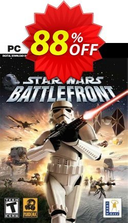 STAR WARS Battlefront - Classic, 2004 - PC  Coupon discount STAR WARS Battlefront (Classic, 2004) (PC) Deal 2021 CDkeys - STAR WARS Battlefront (Classic, 2004) (PC) Exclusive Sale offer for iVoicesoft