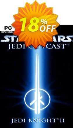 STAR WARS Jedi Knight II - Jedi Outcast PC Coupon discount STAR WARS Jedi Knight II - Jedi Outcast PC Deal 2021 CDkeys - STAR WARS Jedi Knight II - Jedi Outcast PC Exclusive Sale offer for iVoicesoft