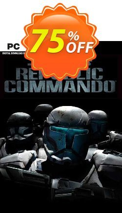 Star Wars: Republic Commando PC Coupon discount Star Wars: Republic Commando PC Deal 2021 CDkeys - Star Wars: Republic Commando PC Exclusive Sale offer for iVoicesoft