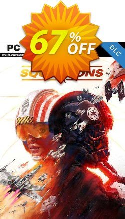 Star Wars: Squadrons DLC Coupon discount Star Wars: Squadrons DLC Deal 2021 CDkeys - Star Wars: Squadrons DLC Exclusive Sale offer for iVoicesoft
