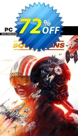 Star Wars: Squadrons PC - EN  Coupon discount Star Wars: Squadrons PC (EN) Deal 2021 CDkeys - Star Wars: Squadrons PC (EN) Exclusive Sale offer for iVoicesoft
