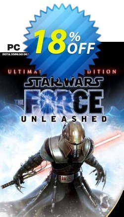 STAR WARS  The Force Unleashed Ultimate Sith Edition PC Coupon discount STAR WARS  The Force Unleashed Ultimate Sith Edition PC Deal 2021 CDkeys - STAR WARS  The Force Unleashed Ultimate Sith Edition PC Exclusive Sale offer for iVoicesoft