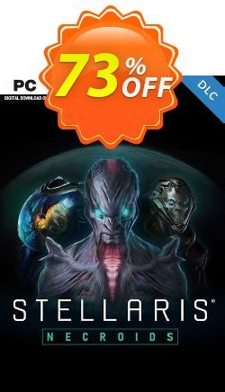 Stellaris: Necroids Species Pack PC - DLC Coupon discount Stellaris: Necroids Species Pack PC - DLC Deal 2021 CDkeys - Stellaris: Necroids Species Pack PC - DLC Exclusive Sale offer for iVoicesoft