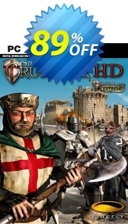 Stronghold Crusader HD PC Coupon discount Stronghold Crusader HD PC Deal 2021 CDkeys - Stronghold Crusader HD PC Exclusive Sale offer for iVoicesoft
