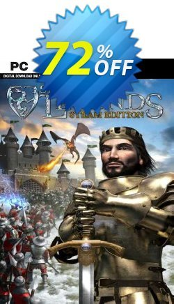 Stronghold Legends Steam Edition PC Coupon discount Stronghold Legends Steam Edition PC Deal 2021 CDkeys - Stronghold Legends Steam Edition PC Exclusive Sale offer for iVoicesoft